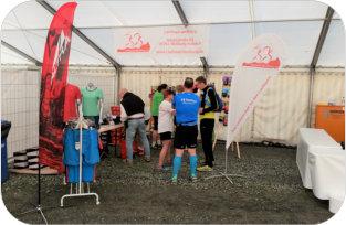 Weiltalmarathon Stand